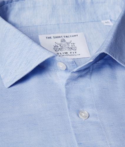 Shirt Auckland Linen The Shirt Factory