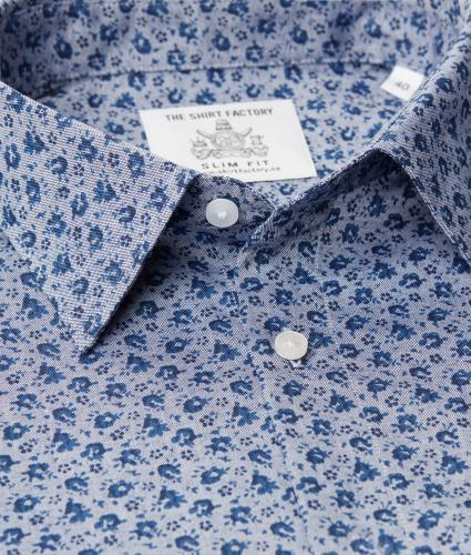 Shirt Leicester Oxford The Shirt Factory