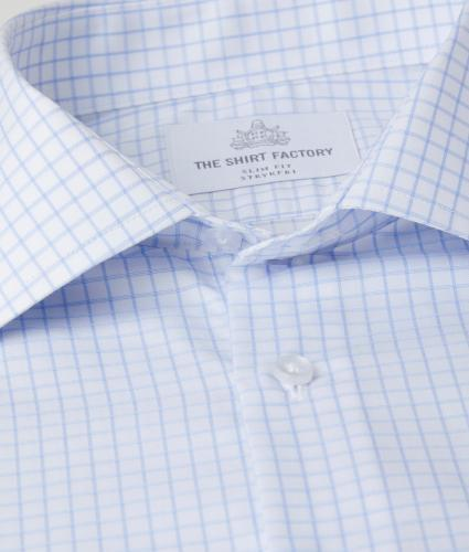 Shirt Dunblane Non-Iron The Shirt Factory