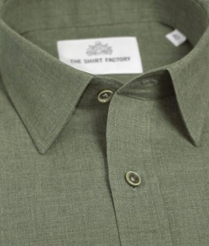 Shirt Costello green The Shirt Factory