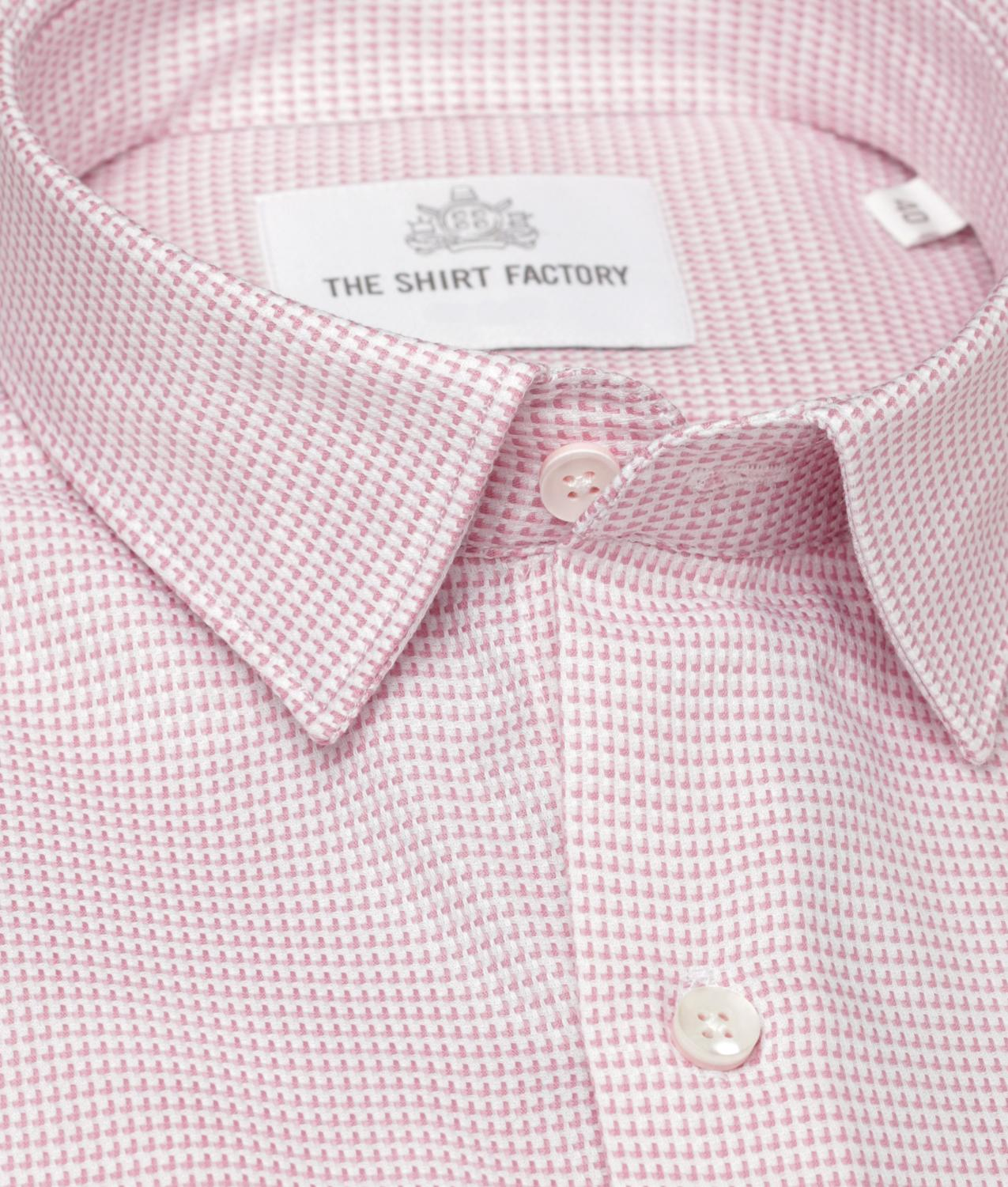 Shirt Westlake Rosa The Shirt Factory