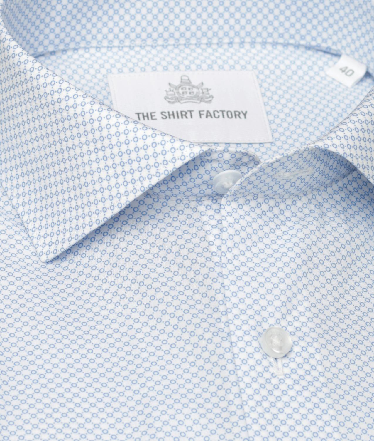 Skjorta Monterey The Shirt Factory