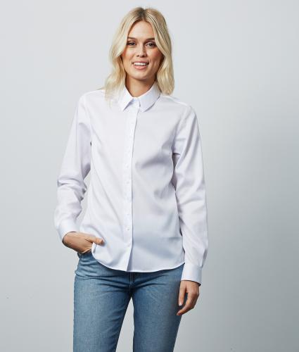 Skjorta W W Frida Twill The Shirt Factory